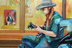 © Deanna Beaujot; Music, Art and Food City